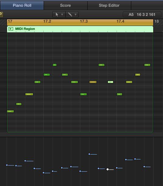 Edit MIDI Arp