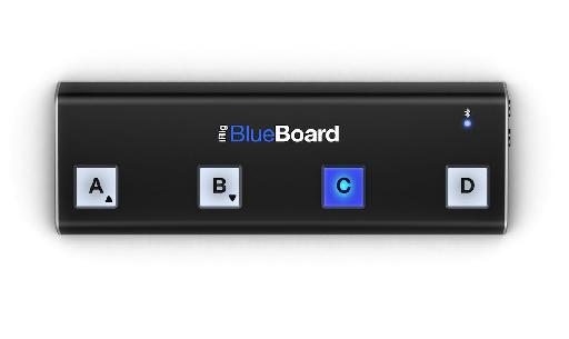 Compact and lightweight, BlueBoard slips into your bag along with your iPad or laptop.