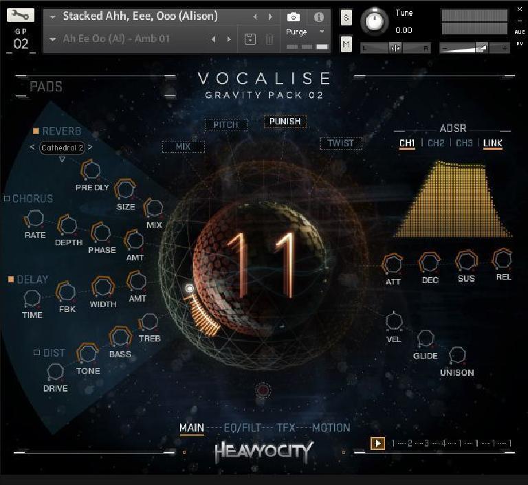 Heavyocity Vocalise