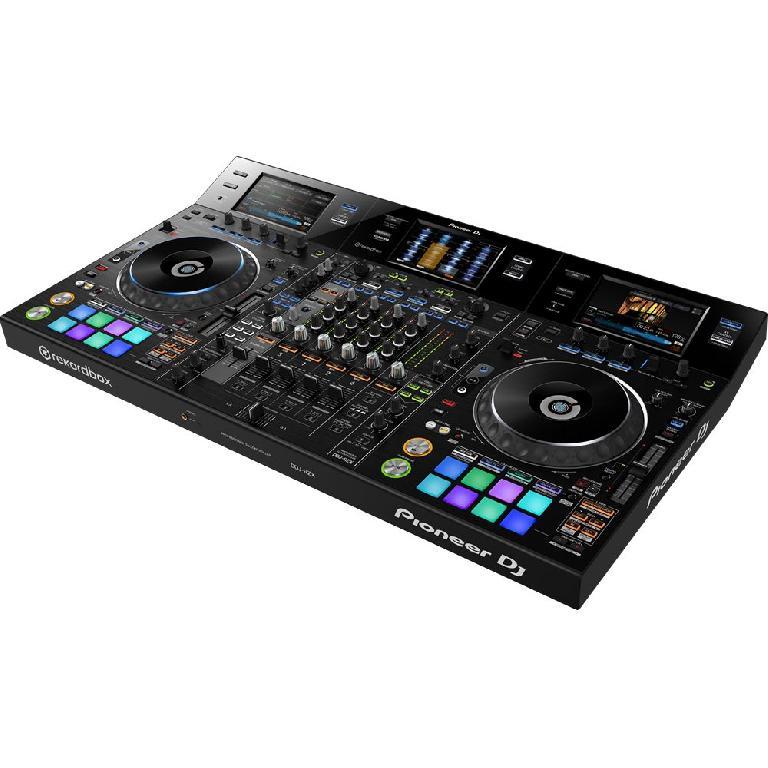 Pioneer DJ DDJ-RZX flagship controller.