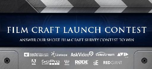 Film Craft Contest.