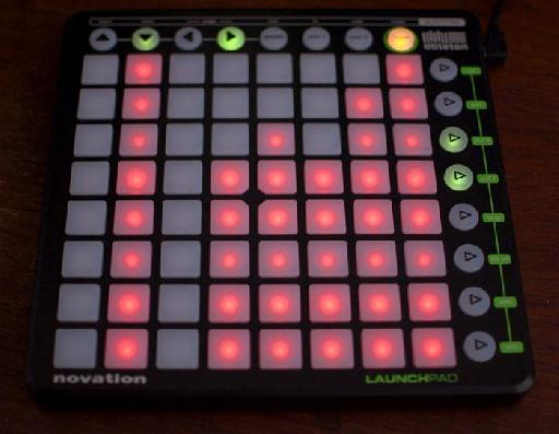 The Launchpad displaying the Return Levels