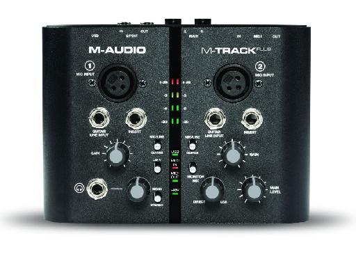 M-Track Plus Hardware Features