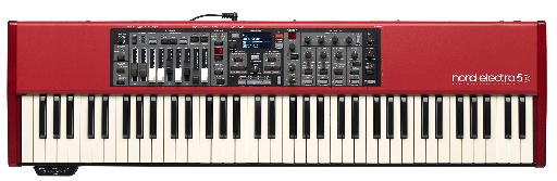 Photo above: Nord Electro 5D 73