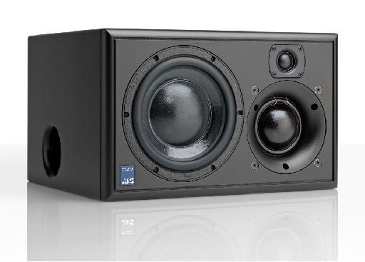 The speakers get three separately-driven drivers in, plus a side mounted port.