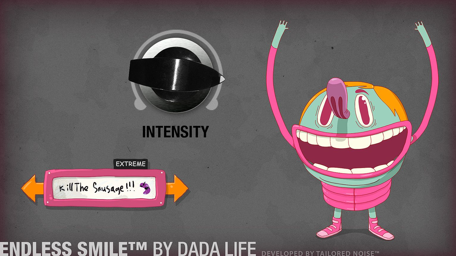 Dada Life Endless Smile