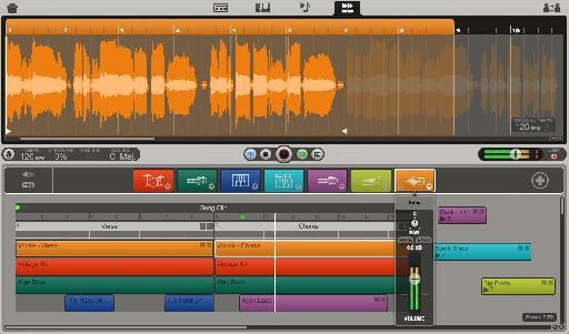 Audio Editing with Ignite