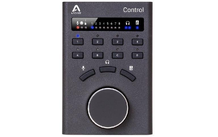 Apogee Control hardware.