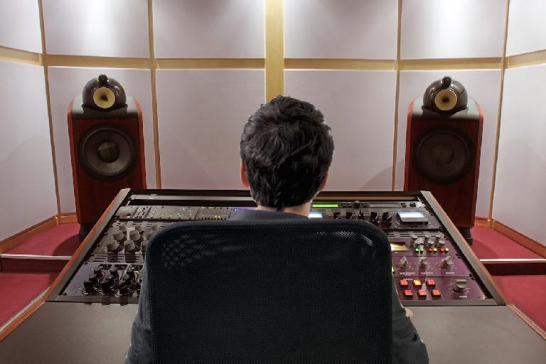 Fig 4 A proper mastering facility and engineer brings not only fresh ears, but experience and a reliable monitoring environment to the important final step of the production process
