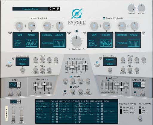 Parsec interface
