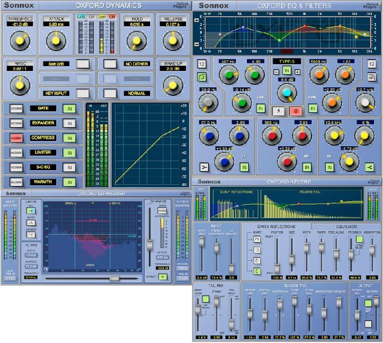 Sonnox's Essential (mix) bundle