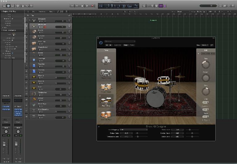 producer kit in Logic Pro X