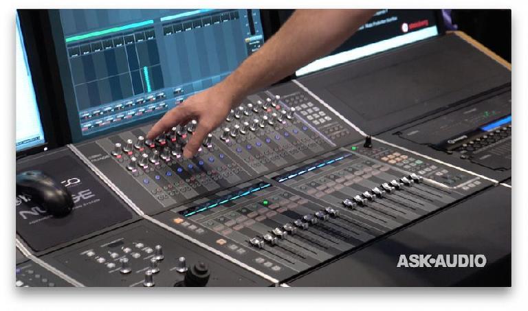 Yamaha Massive Mixers