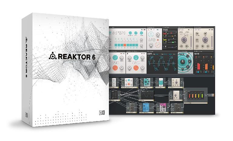 Buying / Upgrade options for Reaktor 6 are very reasonable.