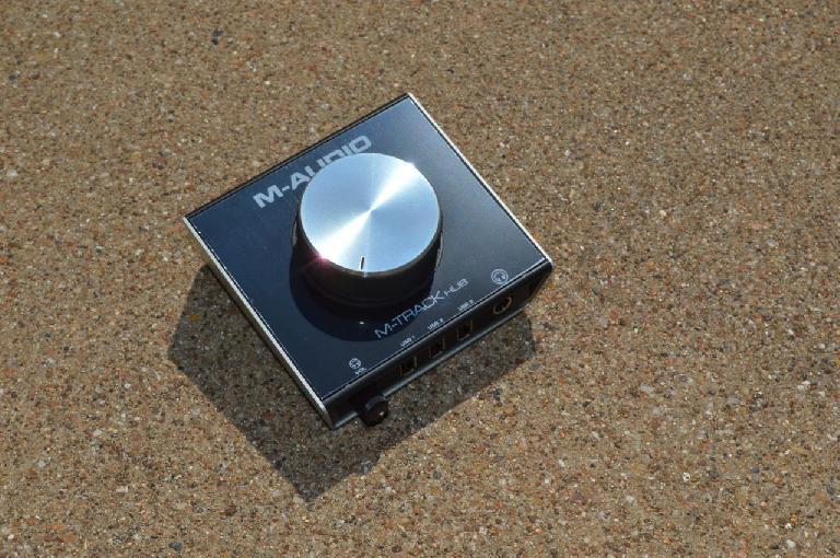 M-Audio M-Track Hub 3
