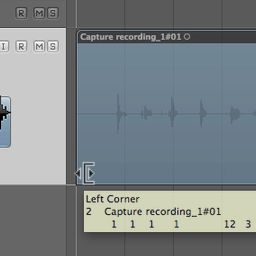 Logic Pro: Capture Last Take As Recording for MIDI and Audio