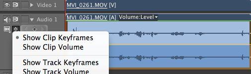 clip audio
