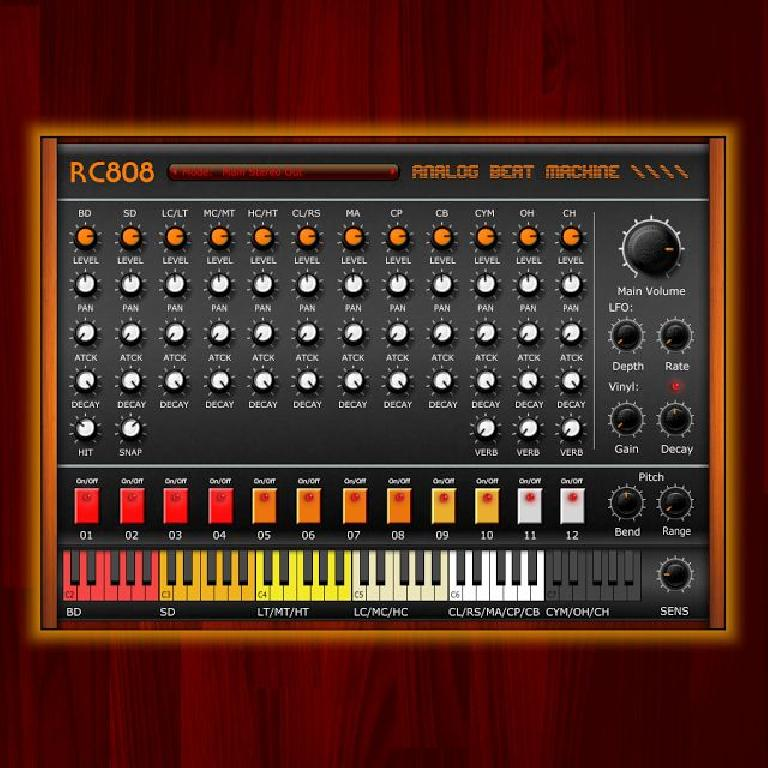 SampleScience RC808