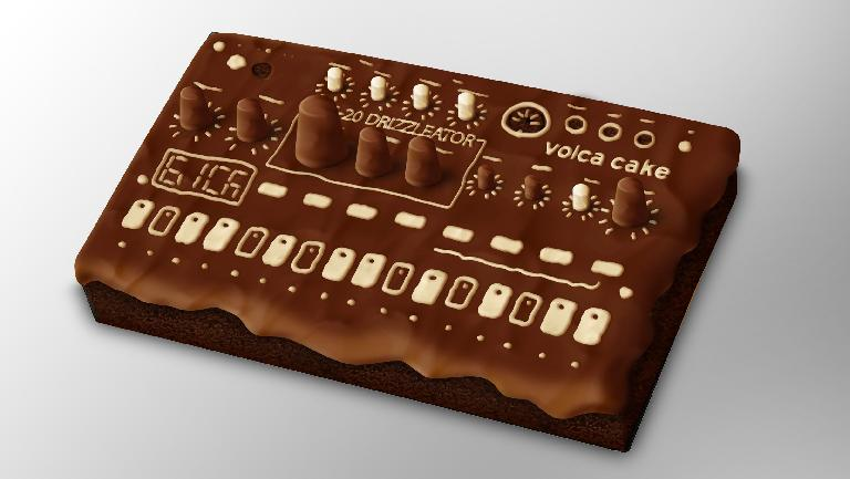 Korg volca cake