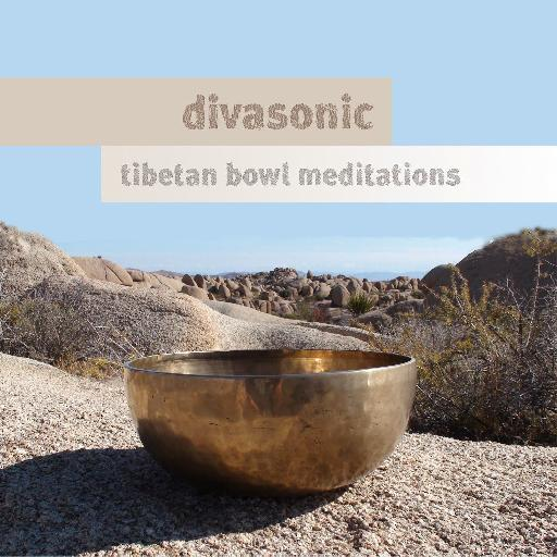 Tibetan Bowl Meditations CD Cover.