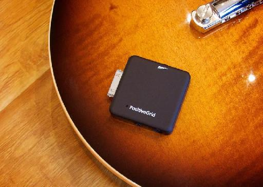 JamUp Plug HD by Positive Grid (guitar not included).