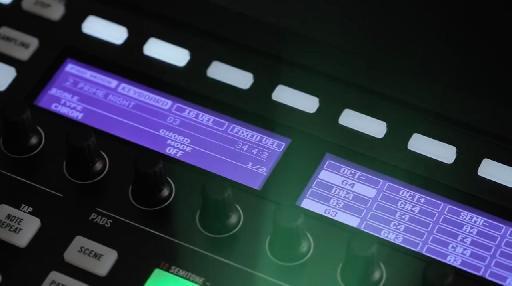 Maschine Studio using Maschine 2.2 software enhances the melodic functionality of Maschine.