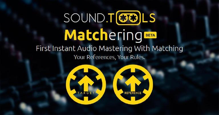 Sound.Tools Matchering