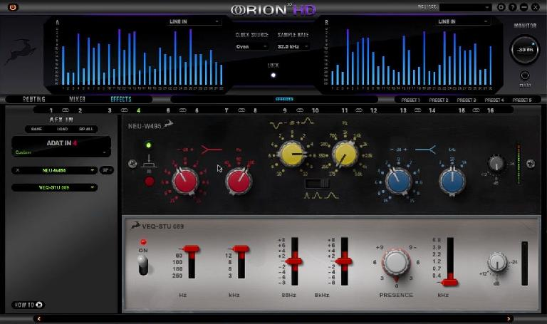 Orion HD FX