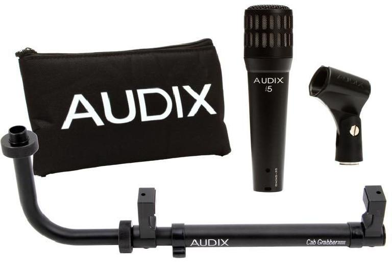 Audix i5 With CabGrabber Pack