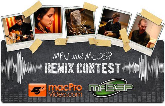 MPV McDSP Remix Contest: Remixing Lauren Balthrop