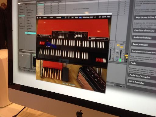 We saw and heard it in action at Musikmesse 2014.