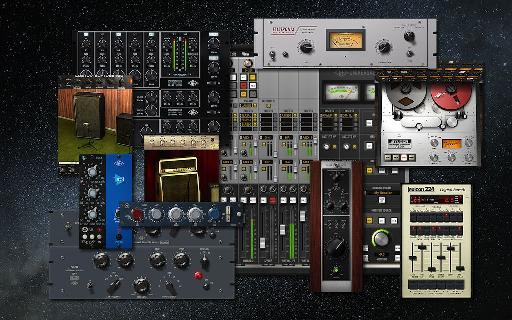 The UAD plug-in library is diverse, high quality and now includes models of preamps.