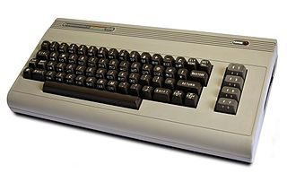 The original Commodore 64 (circa. 1984)