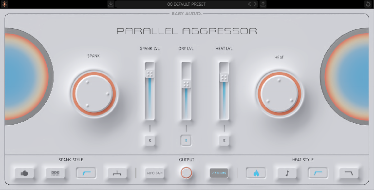Baby Audio Parallel Agressor