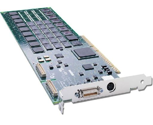 Pro Tools HD and Accel core cards provide a 48-bit fixed point mix engine