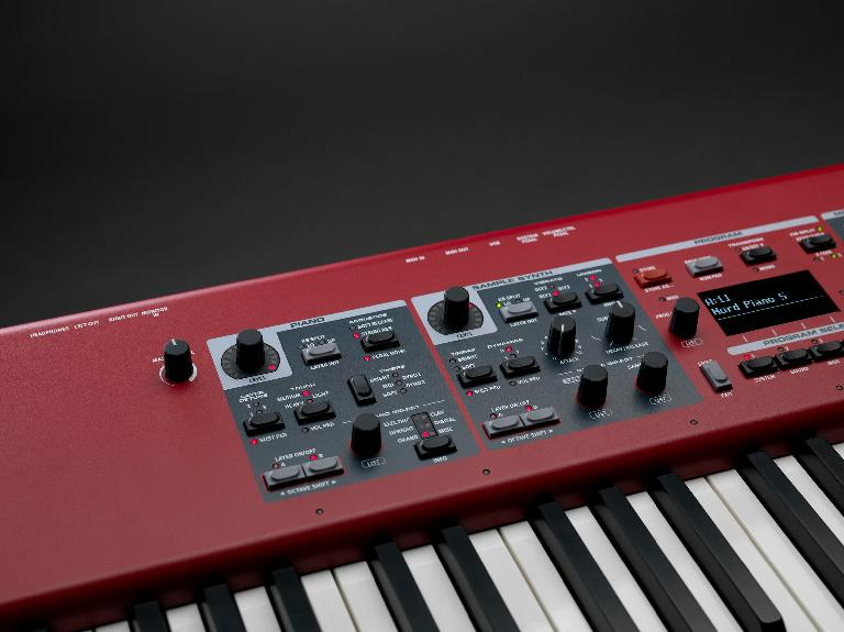 Nord Piano 5 close up