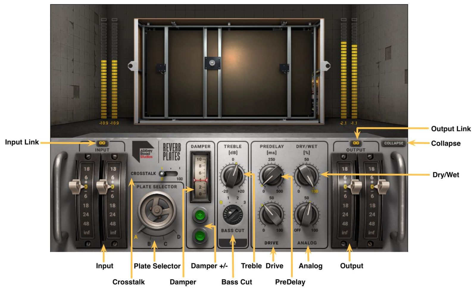 Review Waves Abbey Road Emt Reverb Plates Ask Audio