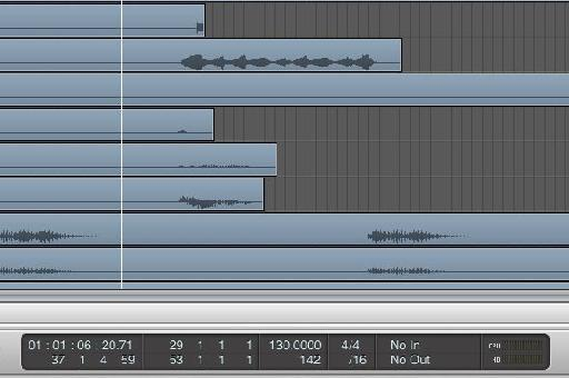 The original project was at 130bpm.