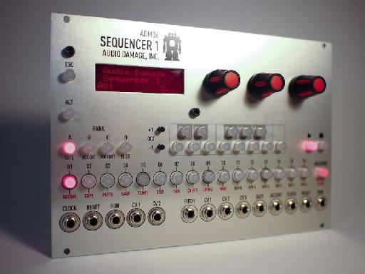 Audio Damage Sequencer 1 picture.