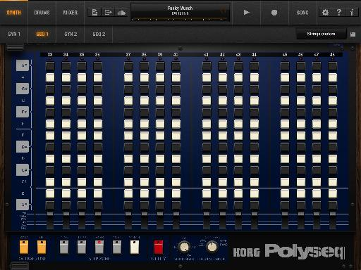 Pic 4 - Synth Sequencer