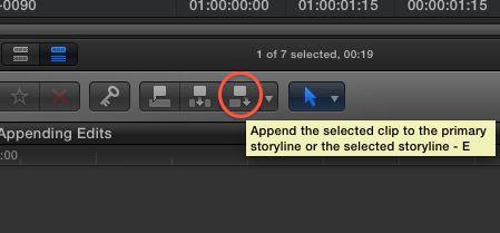 Append Edit.