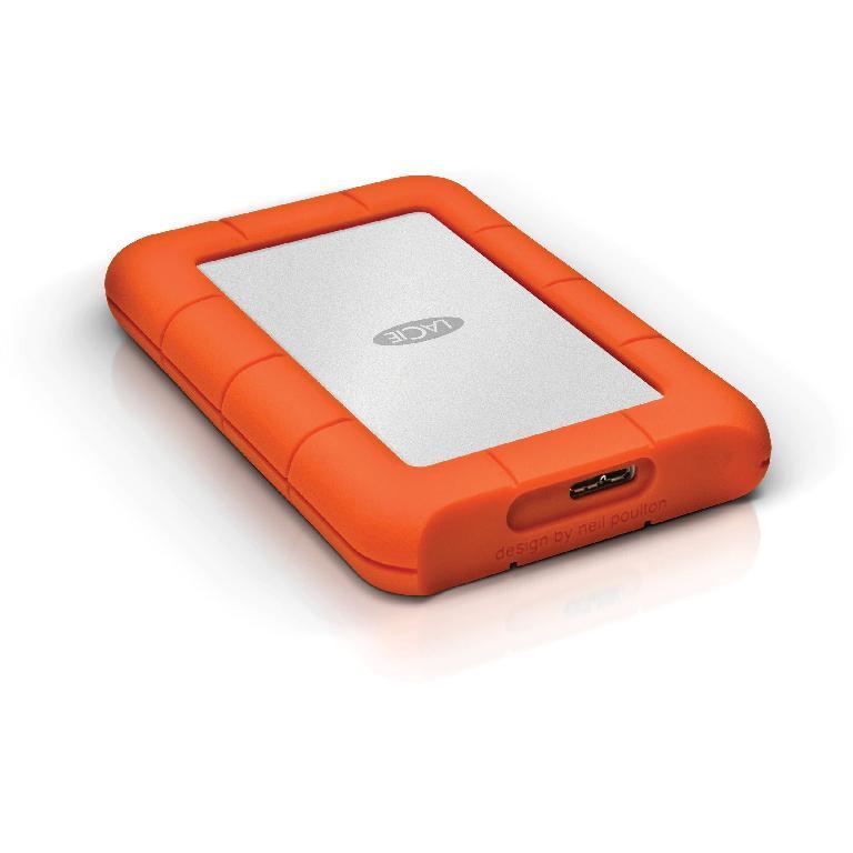 LaCie Rugged Mini Portable HD