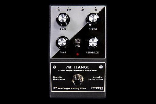 Moog MF Flange top