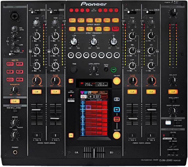 Pioneer-DJM2000