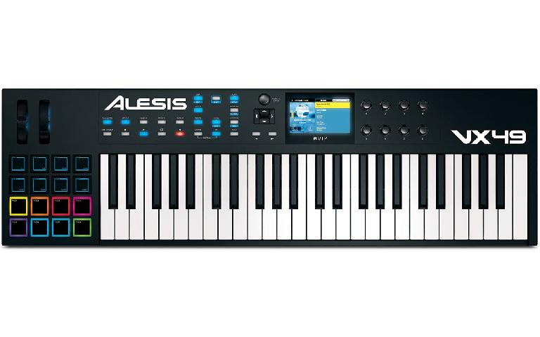 Alesis VX49 is now VIP software compatible.