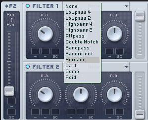 Filtered Bass