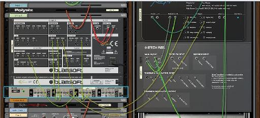 There are also excellent third party Rack Extensions for your CV signals.