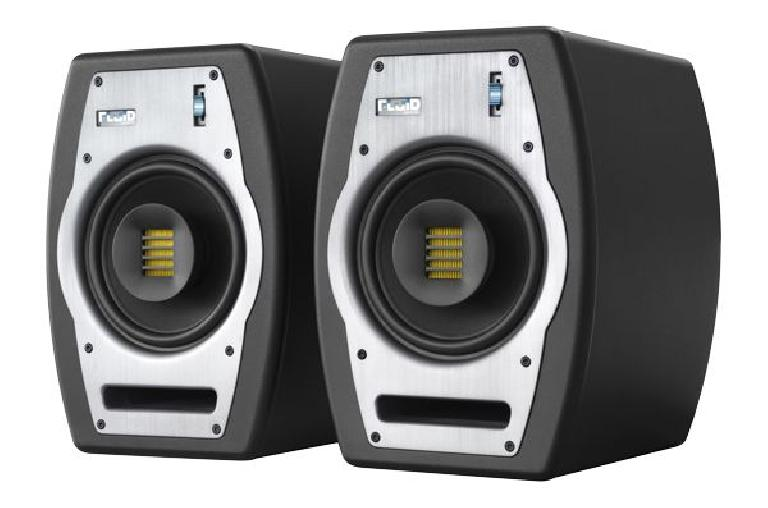Fig 1 Fluid Audio FPX7 monitors