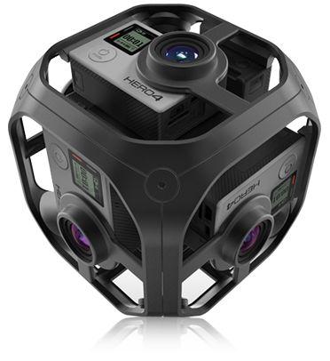 GoPro's Omni is a six-way beast