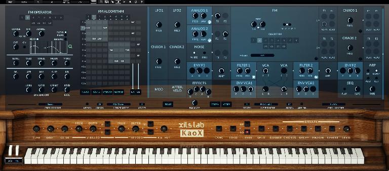 XILS-lab KaoX
